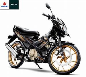 Suzuki Raider J 110 Wiring Diagram