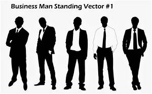 Business Men Vector / Silhouettes | Zaggex'S Growing PORTFOLIO