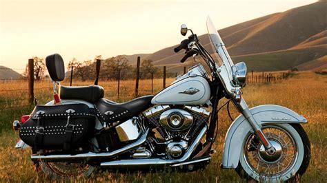 Harley Davidson Heritage Classic Backgrounds by 43 Harley Davidson Desktop Wallpaper Softail On