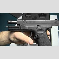 Springfield Xd 40 Tourreview Youtube