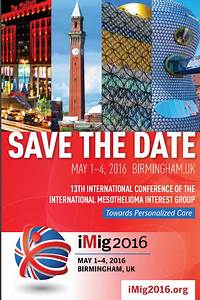 Conference Agendas Save The Date The 13th International Conference Of The