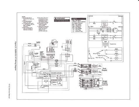 Furnace Thermostat Wiring Diagram by Intertherm Electric Furnace Wiring Diagram