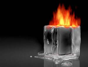 Ice On Fire By Creo14 On DeviantArt