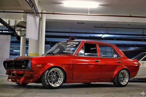 sharknose and kyusha style c210s datsun t nissan