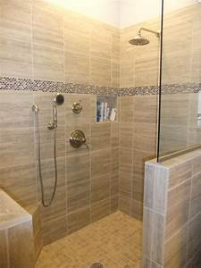 Image of: Construction The Proper Shower Tile Designs And Size