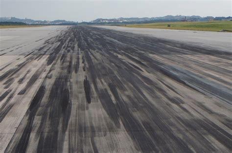 runways   special kind  tar  protective