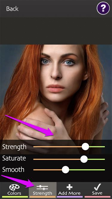 hair color change app top 5 ios apps to change hair color in photos