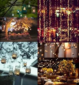 Ruche wedding wednesday creative lighting ideas for Creative lighting ideas