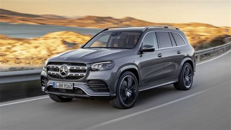 Mercedes Gls by The New Mercedes Gls