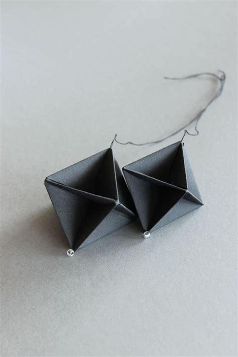 origami spinne falten diy origami modular spinner anleitungen origami diy origami und bijoux origami