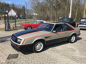 Classic 1979 Ford Mustang Pace Car for Sale - Dyler