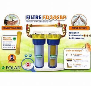 Filtre Adoucisseur D Eau : polar france le traitement d 39 eau de a z ~ Premium-room.com Idées de Décoration