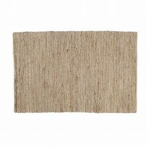 Tapis En Toile De Jute : tapis en toile de jute beige 160 x 230 cm barcelone ~ Teatrodelosmanantiales.com Idées de Décoration