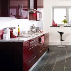 kitchen colour schemes ideas burgundy kitchen kitchen colour schemes 10 ideas housetohome co uk