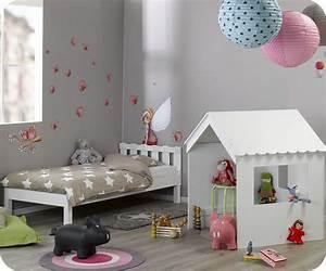 Lit Cabane Bebe : le r ve de tous les enfants le lit cabane ~ Teatrodelosmanantiales.com Idées de Décoration