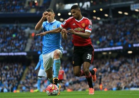 Manchester City vs Manchester United live derby reaction ...