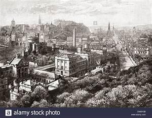 19th Century Edinburgh Stock Photos & 19th Century ...