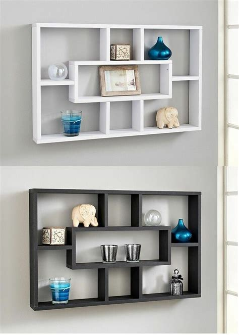Floating Shelves Bookcase by Stylish Space Saving Floating Wall Shelves Display Shelf