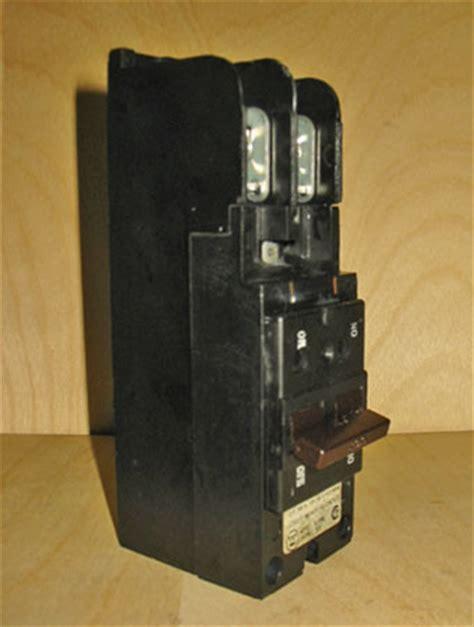 westinghouse type bj  amp  pole  volt main