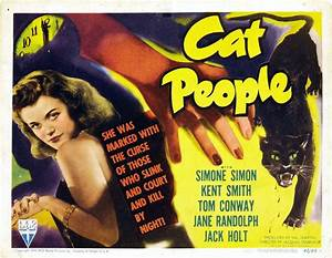 Tulpendiebe — Cat People (1942). Dir. Jacques Tourneur.