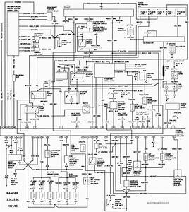 Engine Wiring Diagram For 5 Ford Ranger Jack Di 2020