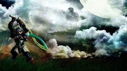 Zelda Backgrounds Legend Cool Wallpapers Desktop Background