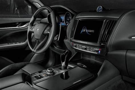 maserati levante dashboard maserati levante interior 2016 maserati levante interior