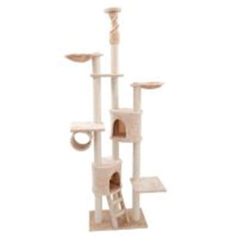 arbre 224 chat avec fixation plafond 192 prix avantageux chez zooplus