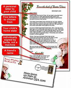 personalized letter from santa christmas pinterest With personalized letter from santa claus