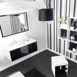 Ambiance Salle De Bain : meubles vasque de salle de bain kito 105cmx50cm ~ Melissatoandfro.com Idées de Décoration