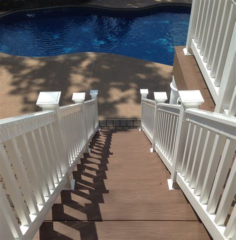 raised deck terrace  monmouth county  jersey