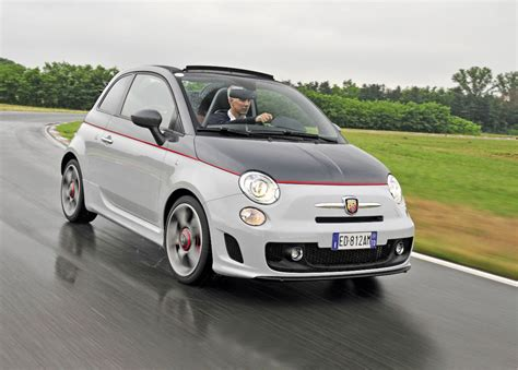 Fiat 500 Abarth Automatic by Fiat 500c Abarth Drives Reviews Auto Express