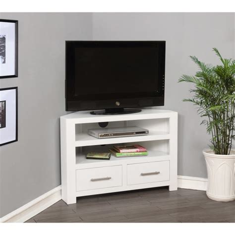 design your bathroom free painted white solid wood corner tv unit furniture123
