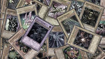 Oh Yu Gi Desaturated Cards Wallpapers