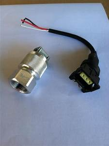 Speedometer Sending Unit Mechanical To Electric Signal