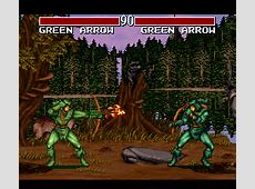 Justice League Task Force Screenshots for SNES MobyGames