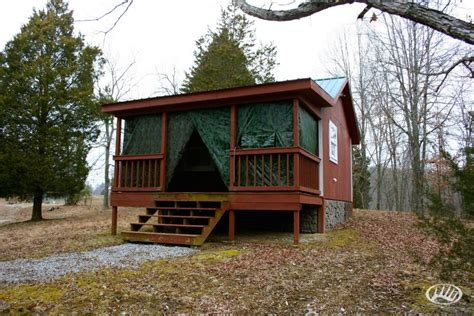 cabin and land for great small getaway with cabin in kentucky