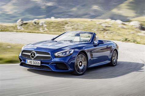 2017 Mercedesbenz Sl Class Review, Ratings, Specs, Prices