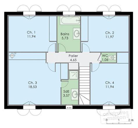 faire un plan de chambre maison familale dé du plan de maison familale