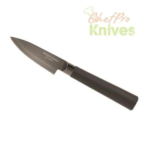 """Oneida Titanium Paring Knife, 35""""  55187  Chefproknivescom"""