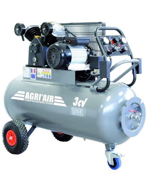 compresseur 150 litres 3 cv triphas 233 la boutik