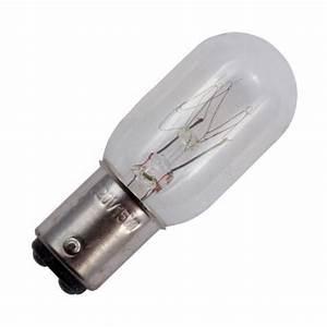 Große Glühbirne Als Lampe : 1 x gl hbirne n hmaschinen lampe bajonett steckfassung 15 w leuchte 24 led lampen led ~ Eleganceandgraceweddings.com Haus und Dekorationen