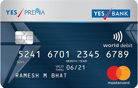Virtual credit card is also called as prepaid credit card by some people. Debit Cards Online | Apply for Debit Cards Online - YES BANK