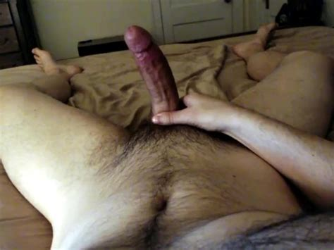 Hot College Big Dick Stroked To Cumshot Pov Solo Male