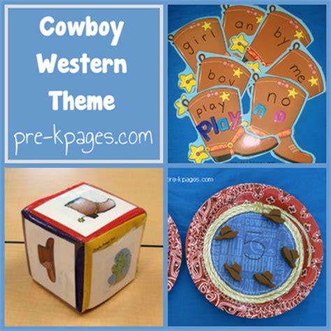 cowboy preschool theme western cowboy theme preschool kindergarten pre k pages 322