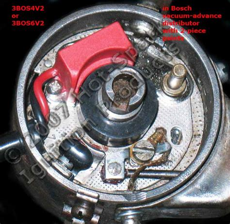 1972 250c Ignition Wiring Diagram by Electronic Ignition Conversion Kits For Early 6 Cylinder