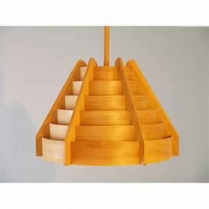 Suspension Luminaire Scandinave : luminaire suspension design scandinave vintage bois la maison retro ~ Teatrodelosmanantiales.com Idées de Décoration