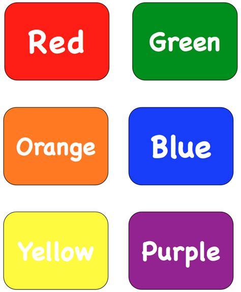 color word clip kindergarten cliparts co