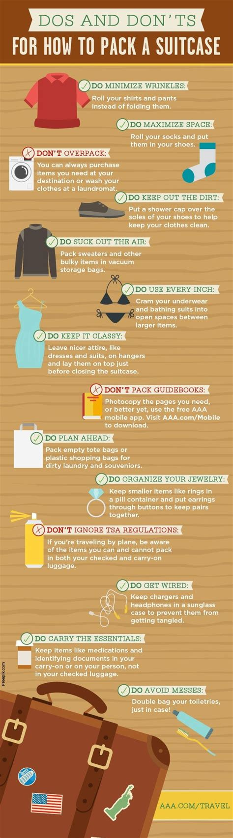 Best 25 Suitcase Packing Tips Ideas On Pinterest