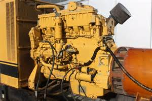 3406b cat caterpillar 3406b generator set 1989 generator delta